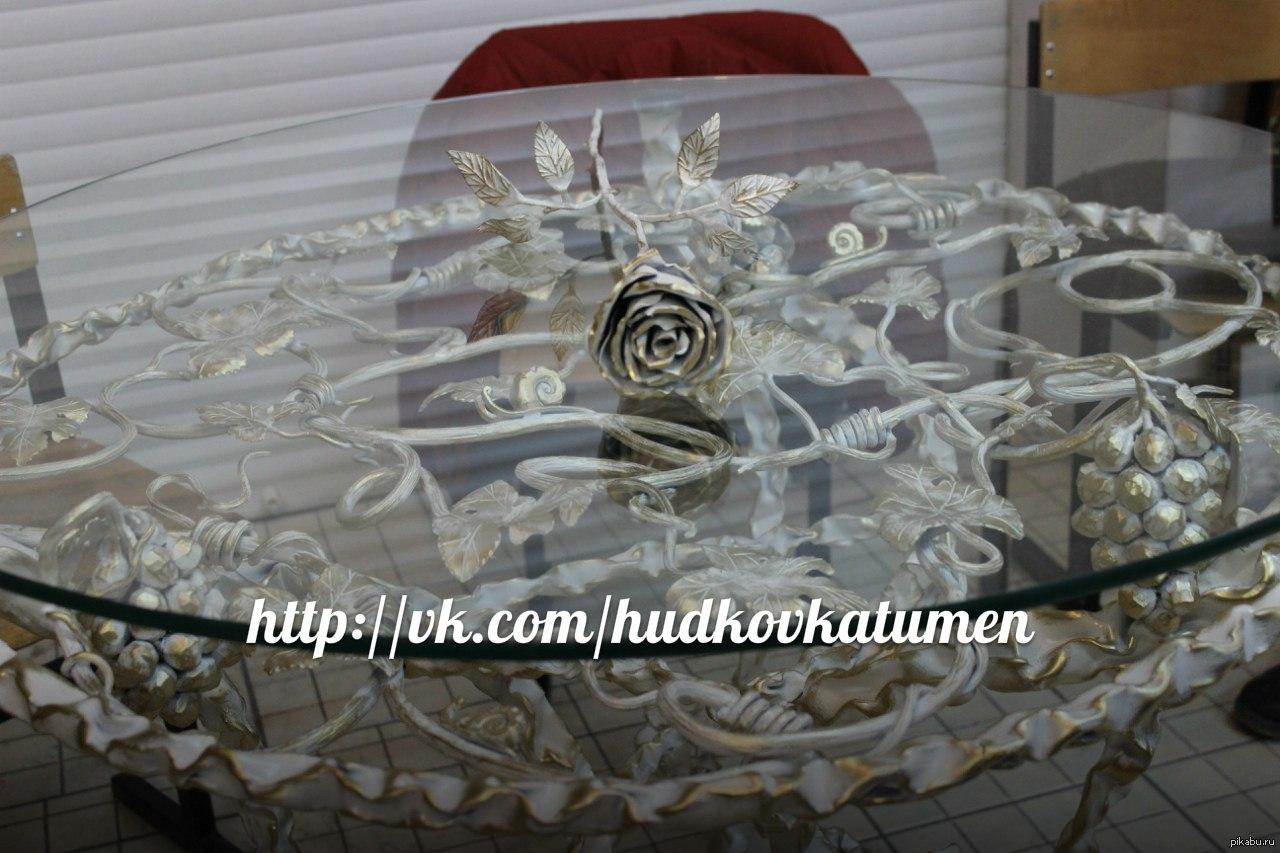 Кованые изделия купить в Тюмени по ценам