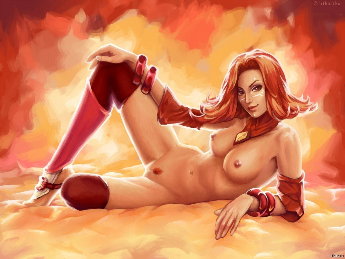 Lina dota2 hentai adult video